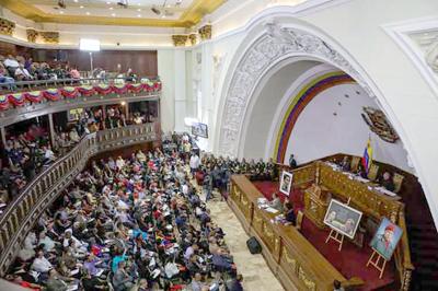 Califican en Venezuela de grotesco e injerencista documento de Lima