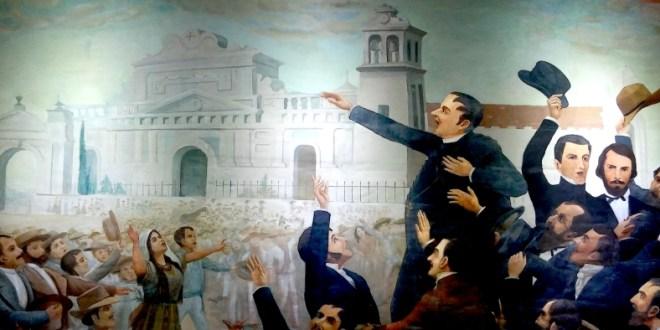 José Matías Delgado, el cura rebelde