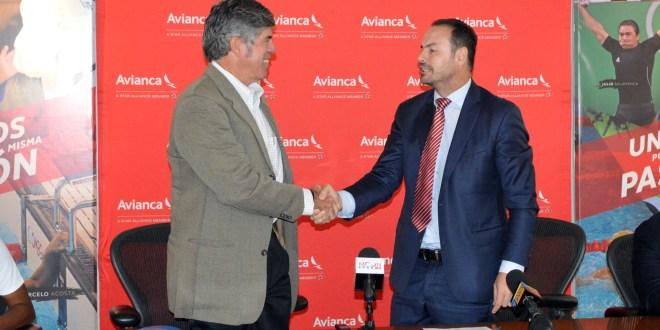 COES y Avianca volarán juntos en el Ciclo Olímpico