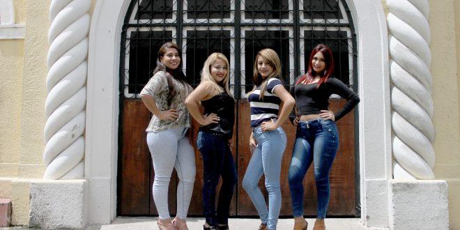 Encanto Femenino, la nueva agrupación salvadoreña