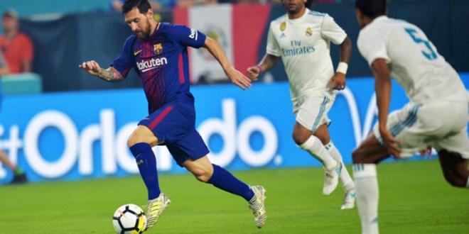 La Liga Española estudia que algunos partidos se jueguen en EEUU y China