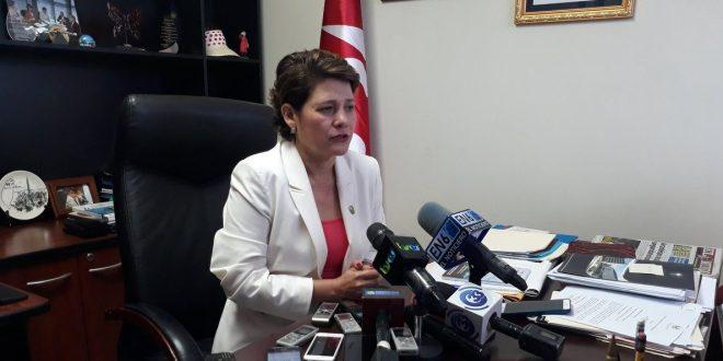 """""""No haré una campaña de descalificación a otros candidatos, sino de propuestas"""": Jackeline Rivera:"""