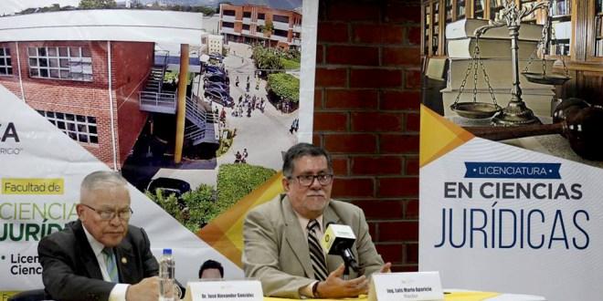Universidad Pedagógica apuesta por cosechar abogados con visión empresarial