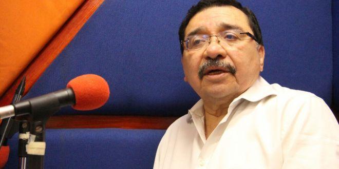 """""""… No aprobar el presupuesto se hace daño a la población"""": Medardo González"""