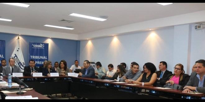 TSE pide a medios de comunicación cumplir fechas de propaganda electoral