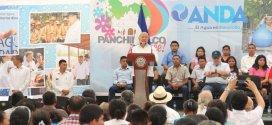 Más de 12 mil personas beneficiadas  con proyecto de agua potable en Panchimalco