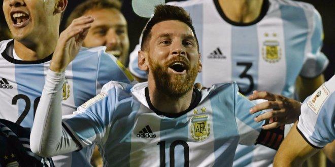 La noche más feliz de Messi con la albiceleste