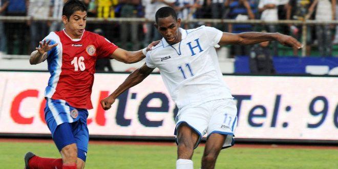 "Costa Rica-Honduras jugarán hasta mañana por tormenta ""Nate"""
