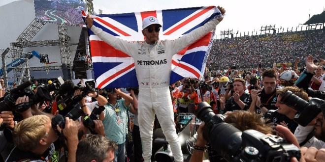 Lewis Hamilton: el tetracampeón mundial que no deja de hacer historia en la F1