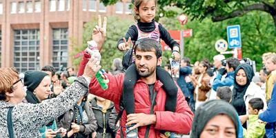 Grupo de 66 refugiados sirios llega a Chile para iniciar nueva vida
