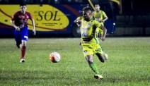 """Sonsonate cayó como local ante FAS en el estadio """"Ana Mercedes Campos"""". Foto Diario Co Latino/Sonsonate/ Juan Carlos Hernández."""
