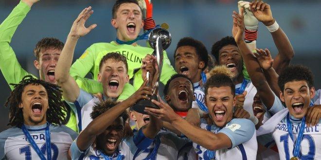 Inglaterra se queda con el Mundial Sub-17