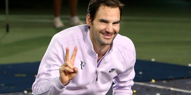 Federer somete a Nadal y se alza con el título en Shanghai