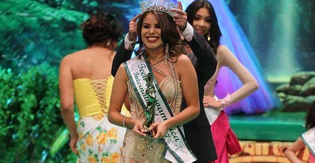Linda Sibrian gana nueva corona internacional
