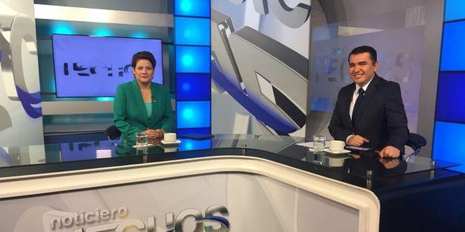 Rivera ofrece una gestión abierta y transparente en la capital