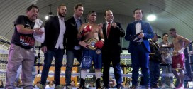 """""""El Speedy"""" Flores, nuevo rey del boxeo centroamericano"""