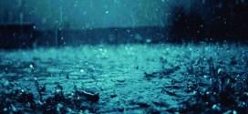 Brisa y lluvia. Tempestad