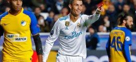 Real Madrid y Besiktas clasifican a octavos de la Champions