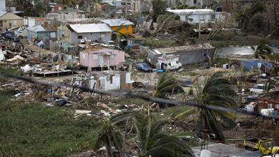 Gobernador Puerto Rico pide U$S 94.000 millones para reconstrucción
