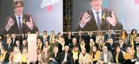 Sondeos prevén estrecha mayoría independentista en elecciones catalanas