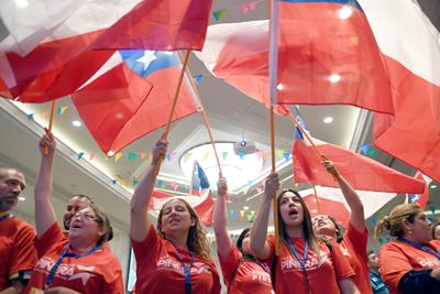 Piñera gana las elecciones presidenciales de Chile