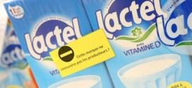 Retirada masiva de leche infantil Lactalis en Francia y en el extranjero por riesgo de salmonela