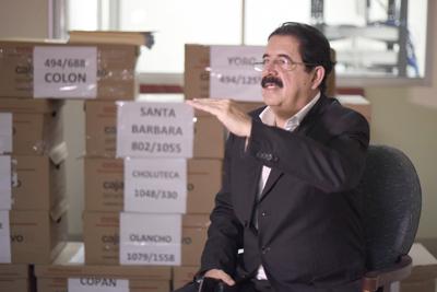 Oposición exige revisión de totalidad de actas electorales en Honduras