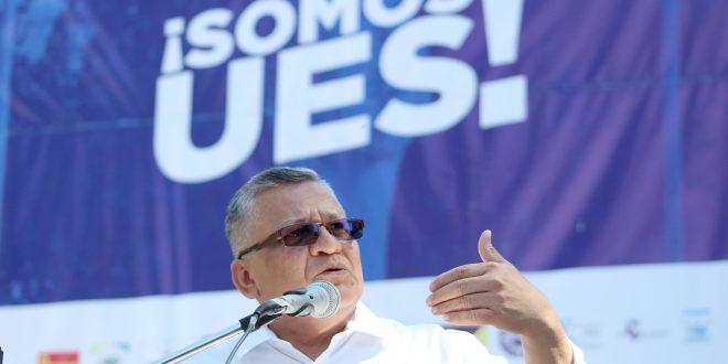 Rector UES: cero incremento en presupuesto para 2020 PORTADA-VerdadDigital.com-
