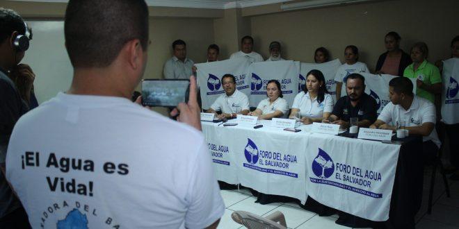 Legislativo está obligado a encausar ley de aguas con enfoque de derecho humano