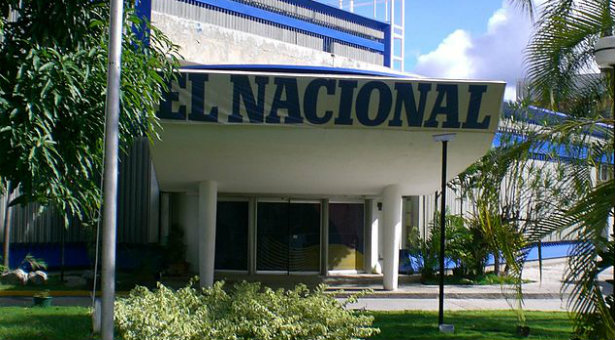 """Demanda contra El Nacional busca tener """"efecto silenciador"""""""