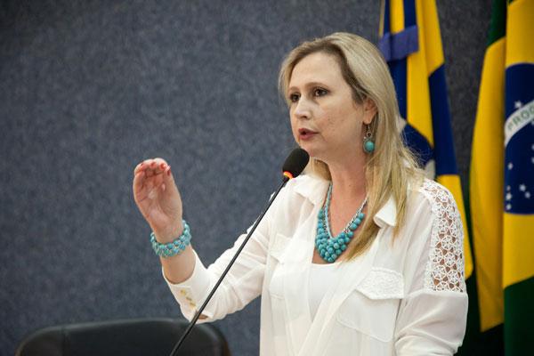 Vereadora Anna Carolina -