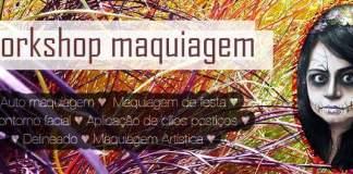 Workshop de Maquiagem!   Blumenau