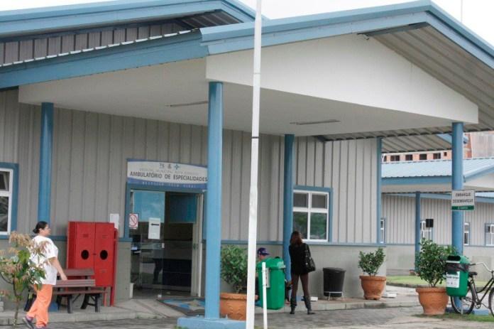Hospital Ruth Cardoso de Balneario Camboriu realiza transporte para coleta de sangue em Blumenau
