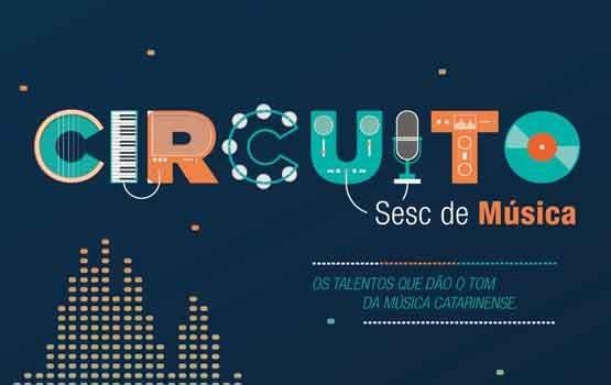 04a5cafa4c48f Circuito Sesc de Música chega a Tijucas, Balneário Camboriú, Blumenau,  Brusque e Itajaí, de 18 a 24 09