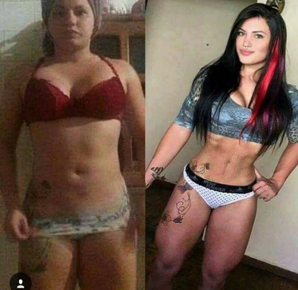 É possível perder 17kg em um mês? Musa fitness Bia Citro conta como conseguiu tal façanha