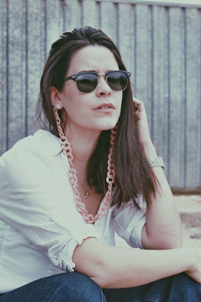 c36efd27fa3c7 Corrente para óculos de sol  Nova tendência - Amanda Buttchevits