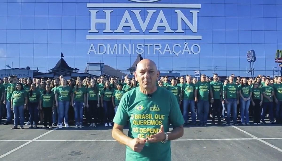 Luciano Hang dono da Havan promete ser um ativista político nas Eleições 2018