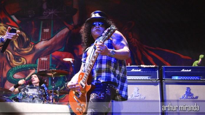 Slash anuncia oito shows no Brasil em 2019, Florianópolis receberá guitarrista