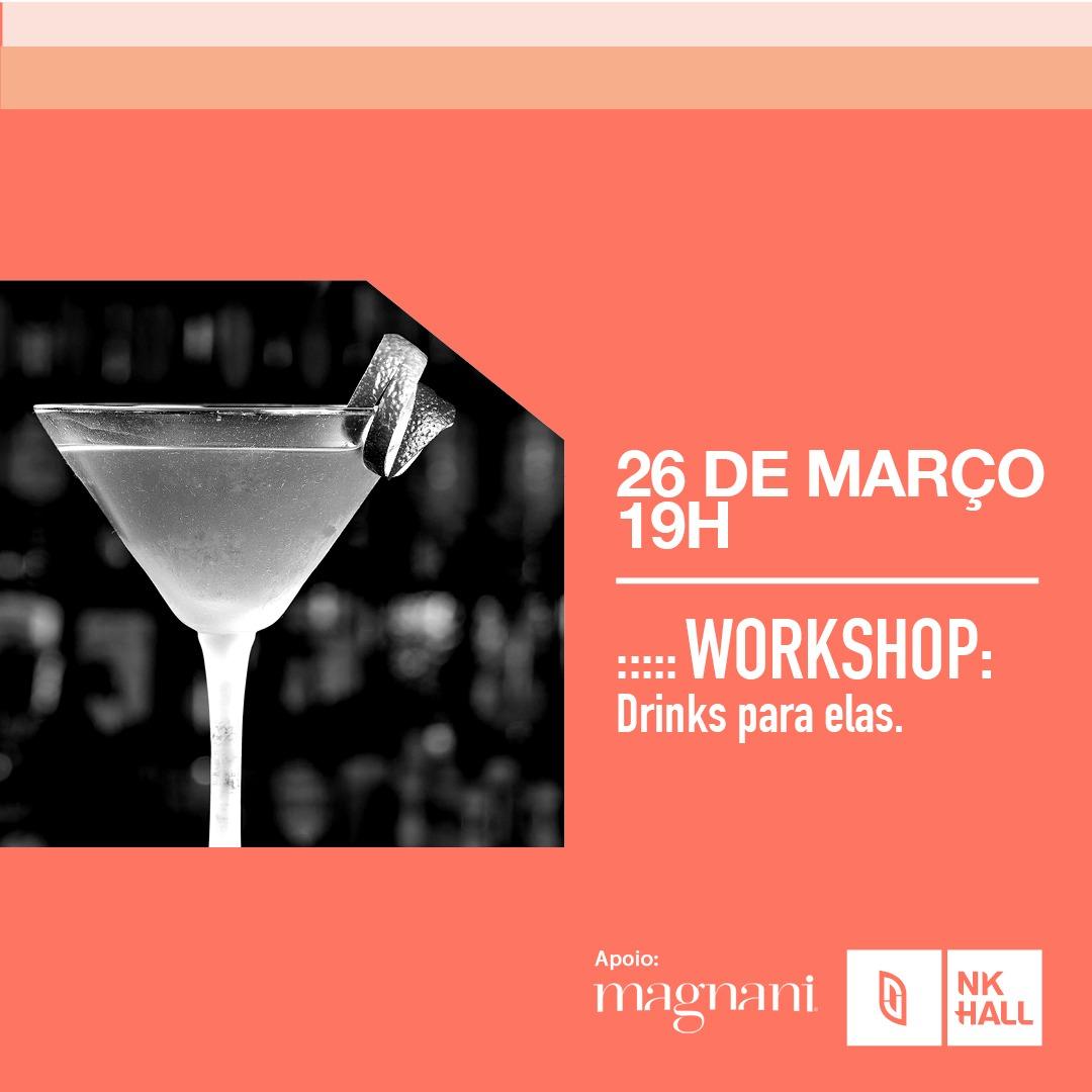 Drinques com gin são tema de workshop e jantar harmonizado no Neumarkt