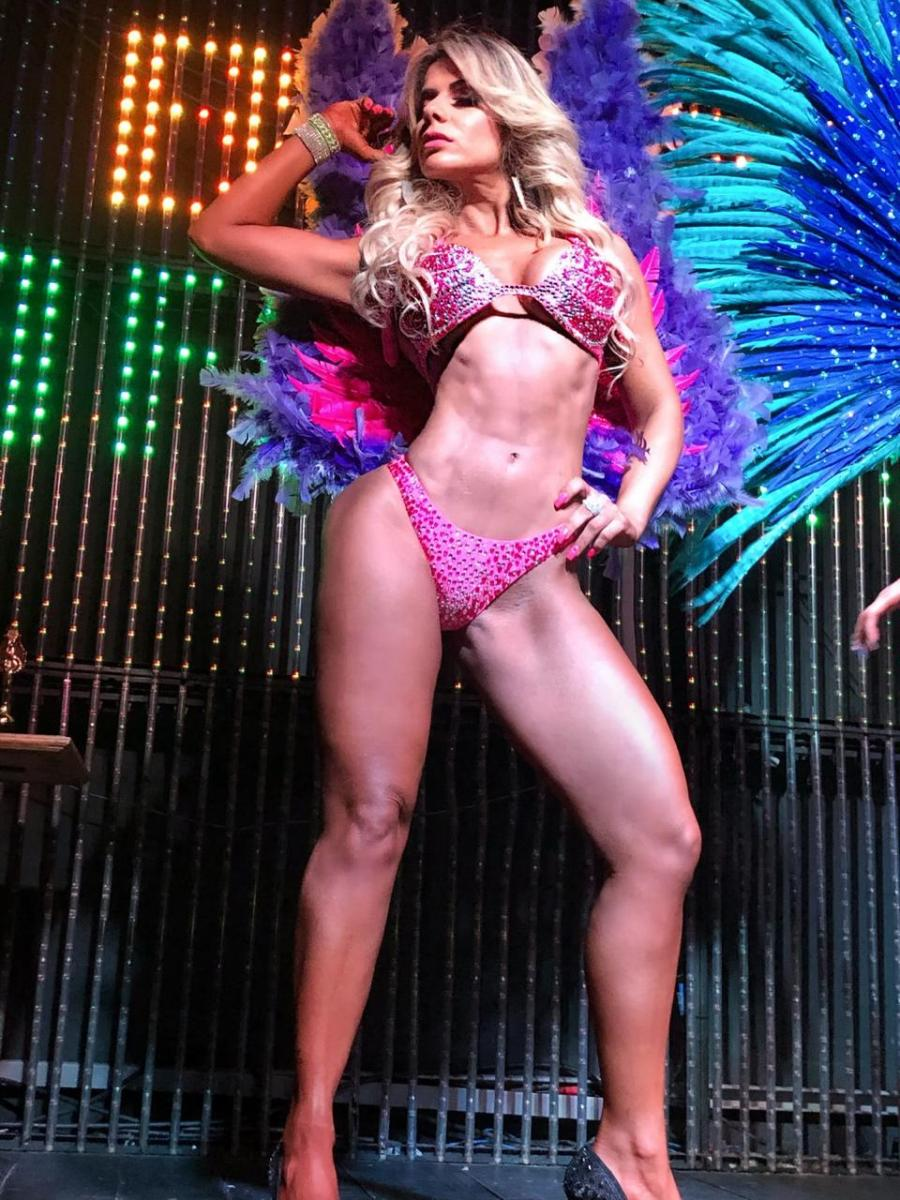 Ex-bailarina do Faustão e Musa do Brasil 2017, Vanessa Perez leva mais um título