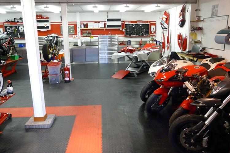 Oficina de motos Itajaí