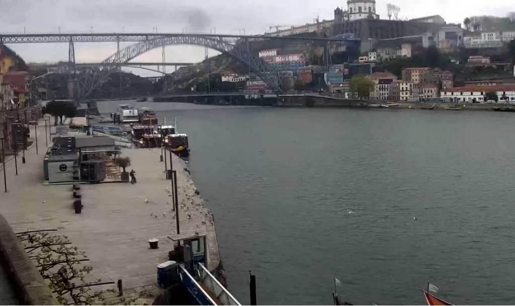 Porto Ribeira Portugal Ao Vivo