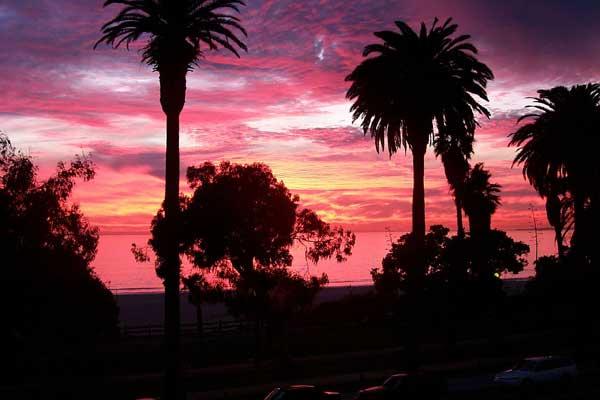 Sunset in santa monica beach live cam camera ao vivo cams