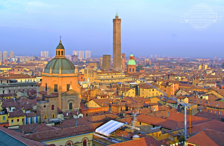 Cosa vedere a Bologna in un giorno - Diario dal Mondo