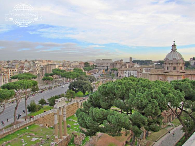 belvedere di Roma