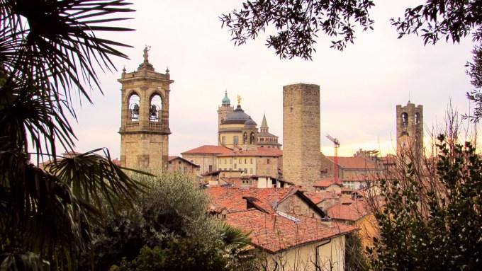 un giorno a Bergamo Alta