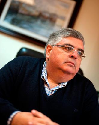Miguel Rodríguez López, decano del Colegio de Procuradores de Santa Cruz de Tenerife