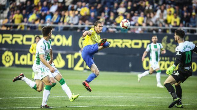 El error del Cádiz CF con Jovanovic