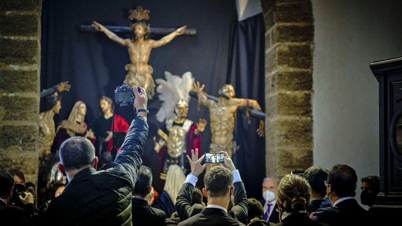 Iglesia de Santa Cruz. El Perdón.