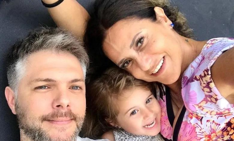 María Fernanda Callejón, su marido y su hija fueron internados de ...